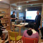 中島工務店の中島さんが愛する加子母村について知った TOKYO STYLEでの勉強会