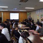 10/19 東京木材問屋協同組合主催の青年社員講習会でした。